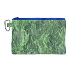 Geological Surface Background Canvas Cosmetic Bag (large)