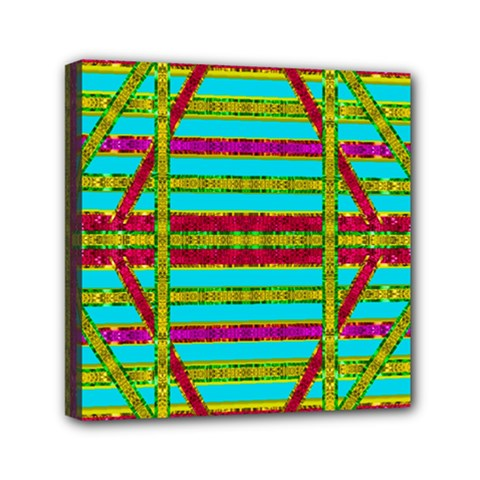 Gift Wrappers For Body And Soul Mini Canvas 6  X 6