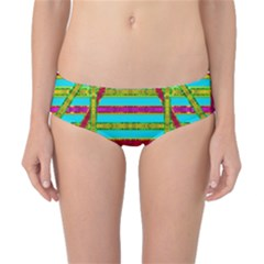 Gift Wrappers For Body And Soul Classic Bikini Bottoms