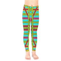 Gift Wrappers For Body And Soul Kids  Legging