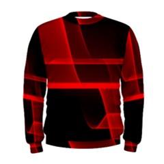 Background Light Glow Abstract Art Men s Sweatshirt
