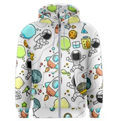 Sketch Set Cute Collection Child Men s Zipper Hoodie