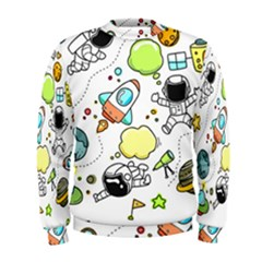 Sketch Set Cute Collection Child Men s Sweatshirt