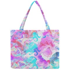 Background Art Abstract Watercolor Mini Tote Bag