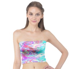 Background Art Abstract Watercolor Tube Top