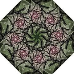 Fractal Flowers Floral Fractal Art Golf Umbrellas