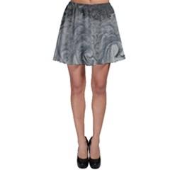 Abstract Art Decoration Design Skater Skirt