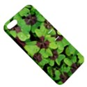 Luck Klee Lucky Clover Vierblattrig Apple iPhone 5 Hardshell Case with Stand View5