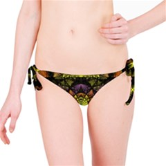 Fractal Multi Color Geometry Bikini Bottom