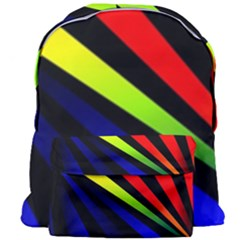 Graphic Design Computer Graphics Giant Full Print Backpack