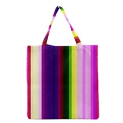 Abstract Background Pattern Textile 2 Grocery Tote Bag
