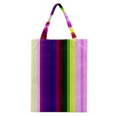 Abstract Background Pattern Textile 2 Classic Tote Bag