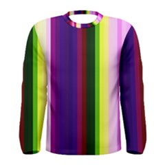 Abstract Background Pattern Textile 2 Men s Long Sleeve Tee