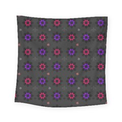 Funds Texture Pattern Color Square Tapestry (small)