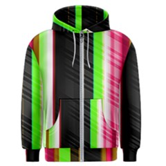 Abstract Background Pattern Textile Men s Zipper Hoodie