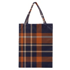 Abstract Background Pattern Textile 6 Classic Tote Bag