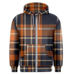 Abstract Background Pattern Textile 6 Men s Zipper Hoodie