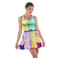 Girlfriend  respect Her   Cotton Racerback Dress