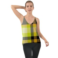 Tartan Abstract Background Pattern Textile 5 Cami