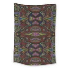 Pattern Abstract Art Decoration Large Tapestry