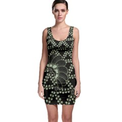 Batik Traditional Heritage Indonesia Bodycon Dress