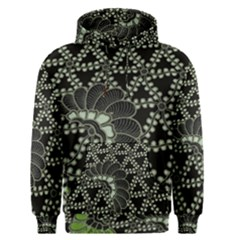 Batik Traditional Heritage Indonesia Men s Pullover Hoodie