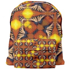 Dancing Butterfly Kaleidoscope Giant Full Print Backpack