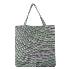 Art Design Style Decorative Grocery Tote Bag