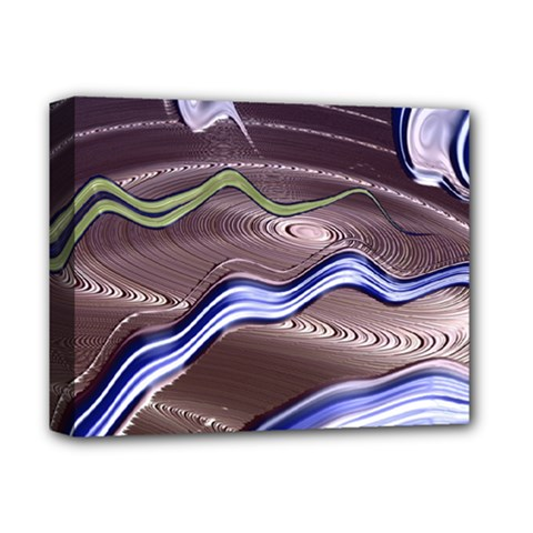 Art Design Decoration Card Color Deluxe Canvas 14  X 11