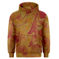 Texture Pattern Abstract Art Men s Pullover Hoodie
