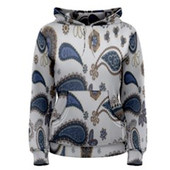 Pattern Embroidery Fabric Sew Women s Pullover Hoodie