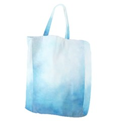 Ombre Giant Grocery Zipper Tote