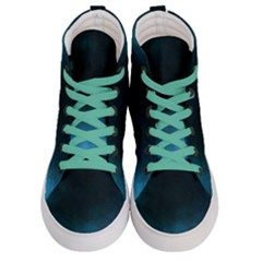 Ombre Men s Hi Top Skate Sneakers