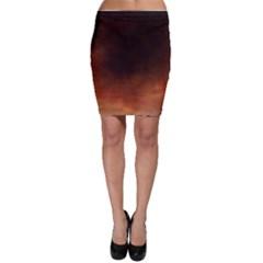 Ombre Bodycon Skirt