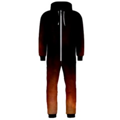 Ombre Hooded Jumpsuit (men)