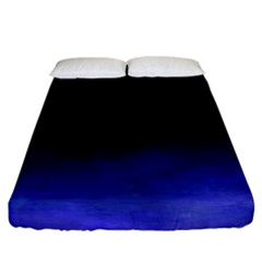 Ombre Fitted Sheet (king Size)