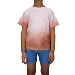 Ombre Kids  Short Sleeve Swimwear