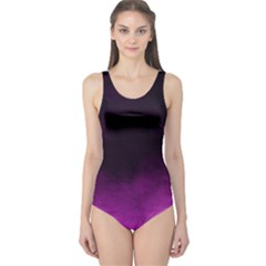 Ombre One Piece Swimsuit