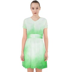 Ombre Adorable In Chiffon Dress