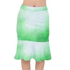 Ombre Mermaid Skirt