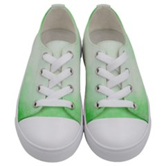 Ombre Kids  Low Top Canvas Sneakers