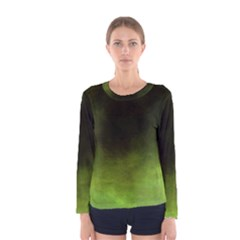 Ombre Women s Long Sleeve Tee