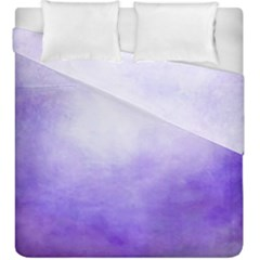 Ombre Duvet Cover Double Side (king Size)