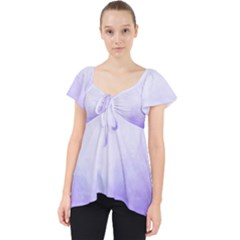 Ombre Lace Front Dolly Top