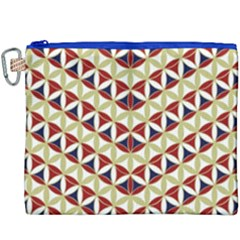 Flower Of Life Pattern 4 Canvas Cosmetic Bag (xxxl)