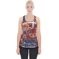 Complexity Chaos Structure Piece Up Tank Top
