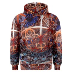 Complexity Chaos Structure Men s Overhead Hoodie