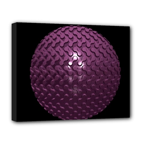Sphere 3d Geometry Math Design Deluxe Canvas 20  X 16