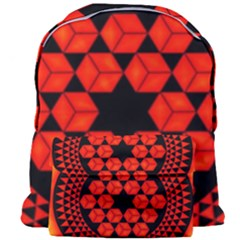 Geometry Maths Design Mathematical Giant Full Print Backpack