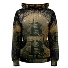 Bitcoin Cryptocurrency Blockchain Women s Pullover Hoodie